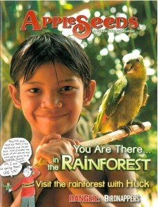 rainforest issue