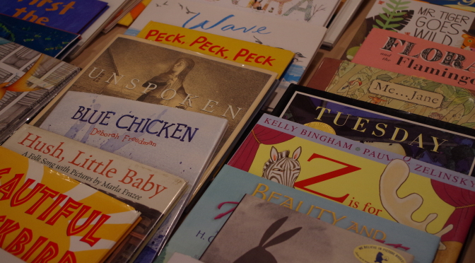 picture book assortment